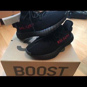 Other - Ua yeezy breds